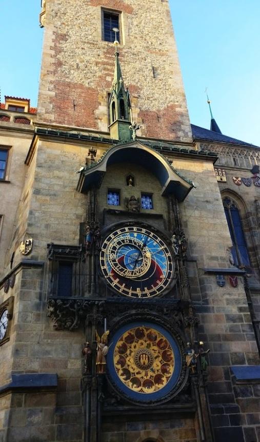 astro clock 2