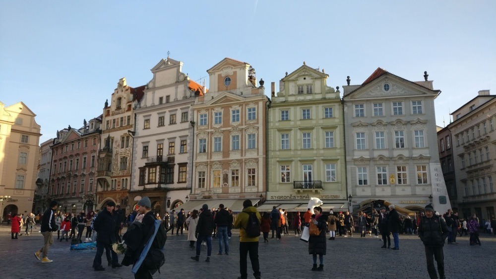 old town sq